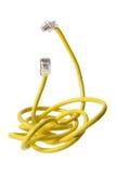 кабельная сеть Стоковая Фотография