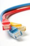 кабельная сеть Стоковое Изображение RF