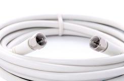 кабельное соединение Стоковые Изображения RF