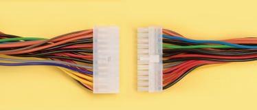 кабельное соединение Стоковая Фотография RF
