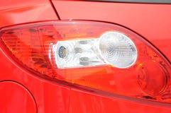 кабель автомобиля светлый Стоковое фото RF