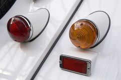 кабель светов Стоковое Изображение