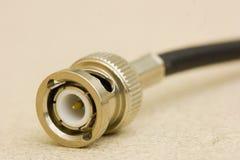 кабель bnc Стоковые Изображения RF