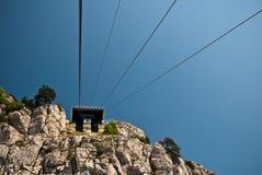 кабел-кран стоковая фотография rf