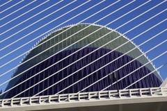 Кабели моста Стоковое фото RF