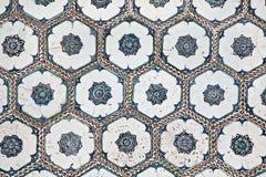 Кабели стены от дворца Topkapi в Стамбуле Стоковое фото RF