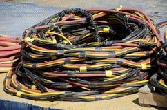 кабели Стоковая Фотография RF
