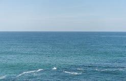 Кабель дельфина в море Близко к пляжу Bondi в Сиднее, Австралия Стоковые Фотографии RF