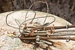 кабель слинга Стоковая Фотография RF