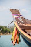 кабель шлюпки длинний стоковое изображение