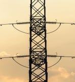 Кабель электрический Стоковая Фотография