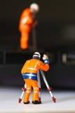 Кабель b USB работников конструкции модельный Стоковое Изображение