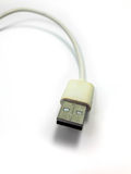 Кабель USB Стоковая Фотография RF