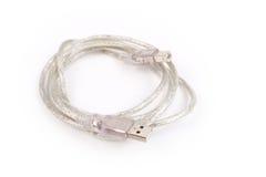 Кабель USB Стоковые Фотографии RF