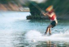 Кабель Wakeboard Стоковая Фотография RF
