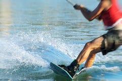 Кабель Wakeboard Стоковые Изображения