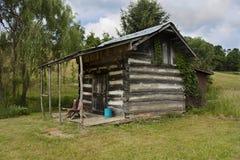 кабина деревенская Стоковые Изображения