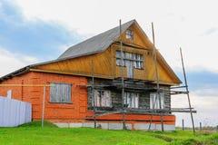 кабина деревенская Стоковые Фото