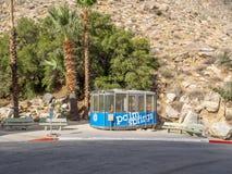 Кабина канатной дороги Palm Springs Стоковые Фотографии RF