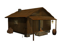 кабина уютная Стоковое фото RF