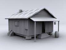 кабина уютное III иллюстрация штока