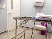 Кабинет врача ветеринарных хирургов Стоковые Изображения RF