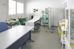 Кабинет врача доктора больницы Оборудование здравоохранения Медицинский t стоковые изображения rf