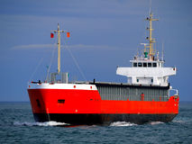каботажное судно Стоковые Фотографии RF