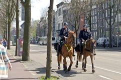 кавалерия охраняет Стоковая Фотография
