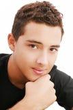 Кавказский подросток стоковые изображения rf