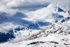 Кавказ mountains-5 Стоковые Изображения RF