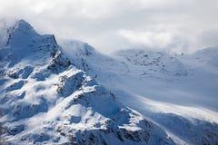 Кавказ mountains-9 Стоковое Изображение RF