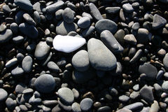 каек пляжа Стоковые Фотографии RF