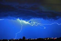 каждая молния где Стоковая Фотография RF