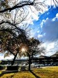 Казармы на Fort Hood стоковое фото rf