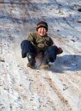 Казах ребенка Стоковая Фотография RF