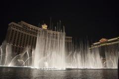 Казино гостиницы Лас-Вегас Bellagio, Стоковые Изображения RF