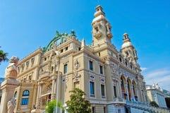 казино грандиозное Монако стоковая фотография