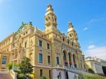 казино грандиозное Монако Стоковые Изображения