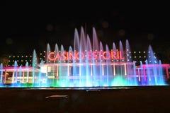 казино делает estoril стоковые фотографии rf