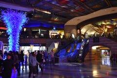 Казино и гостиница Mohegan Солнця в Uncasville, Коннектикуте Стоковая Фотография RF