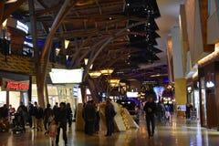 Казино и гостиница Mohegan Солнця в Uncasville, Коннектикуте Стоковые Фото