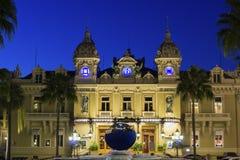 Казино Монако стоковая фотография rf