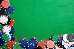 казино предпосылки стоковое изображение