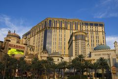 казино aladdin стоковые изображения rf