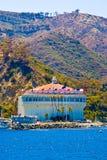 Казино Avalon, остров Каталины стоковое фото