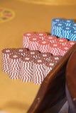 казино 3d откалывает иллюстрацию Стоковые Фотографии RF