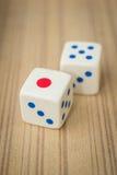 казино dices Стоковые Изображения