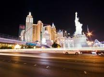 Казино New York, New York Стоковое фото RF