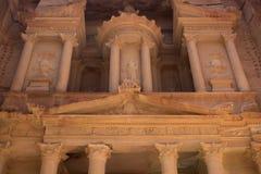 Казначейство Petra стоковое изображение rf